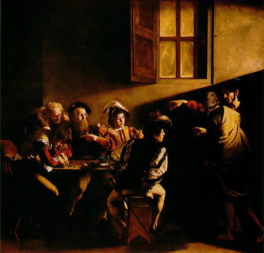 The_Calling_of_Saint_Matthew_by_Carvaggio